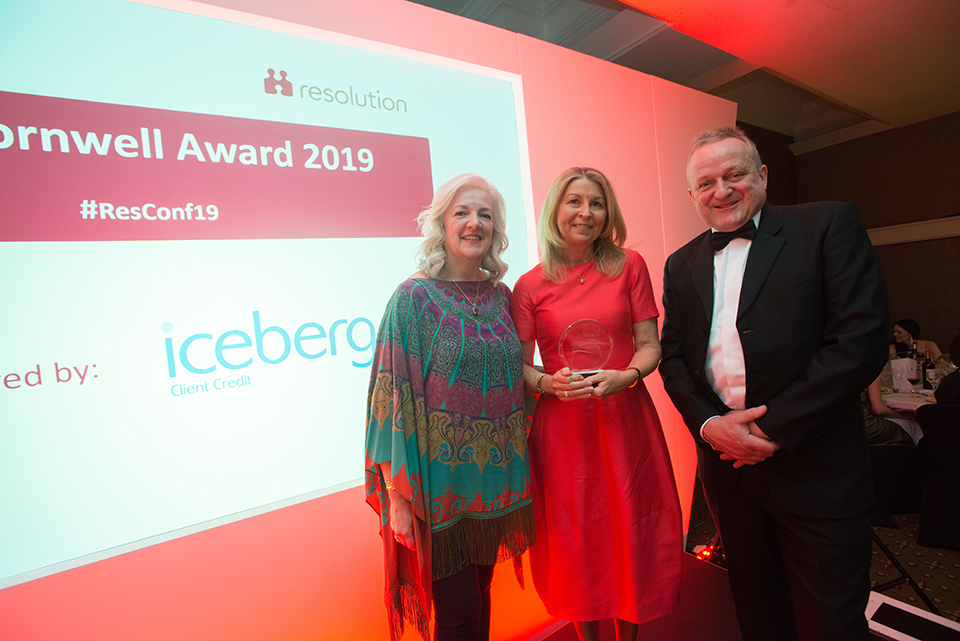 Solicitor who advocated abolition of fault-based divorce wins legal award
