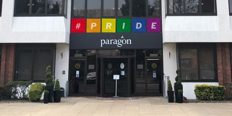 Pride at Paragon