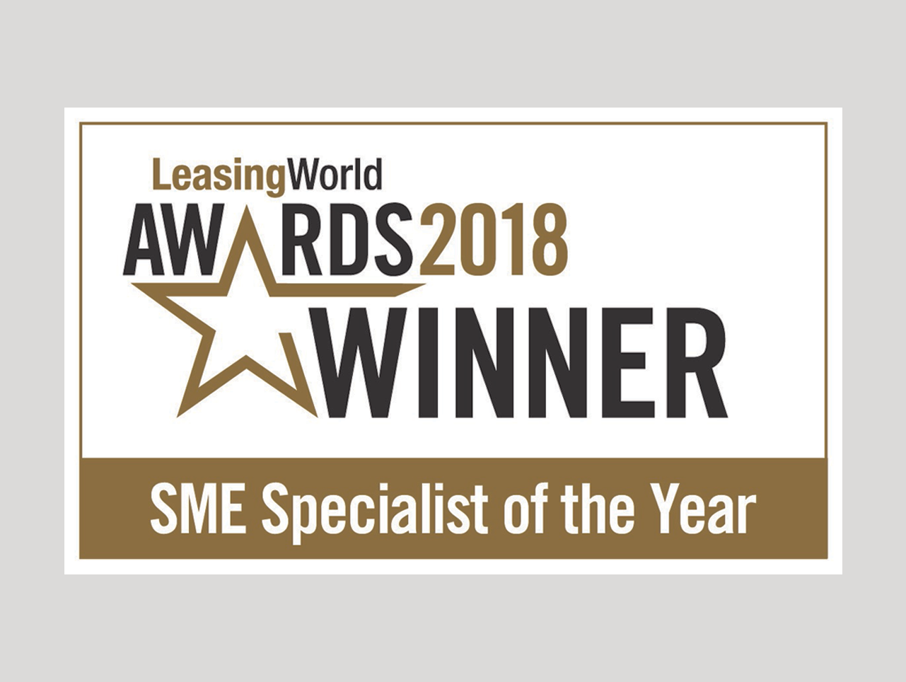 SME specialist of the year